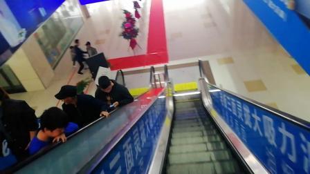 柯桥区天虹的自动扶梯2→1(西子奥的斯)