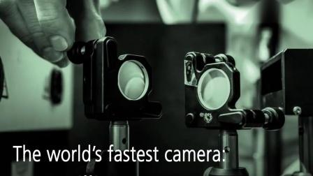 """等效帧频可达5万亿次/秒的超高速""""相机"""""""