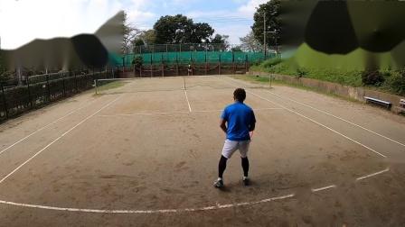 男子网球单打4.5, 老头们的比赛
