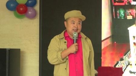 唐派第三代传人李燕兵和 陈君联袂演出 戏曲小品《侯圈说媒》