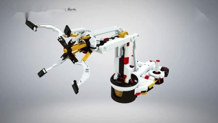 GE-537_八方全能游戏摇杆