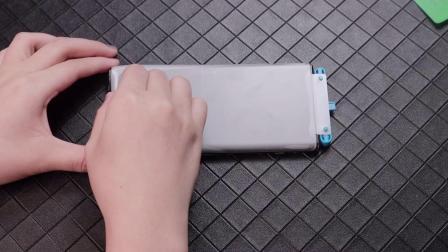 手机钢化膜贴膜教程