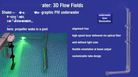水下MiniShaker系统