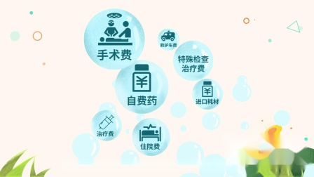 【平安专属医疗险】保险服务讲解宣传动画