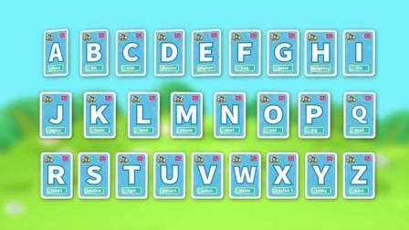 灵动创想字母变形早教玩具