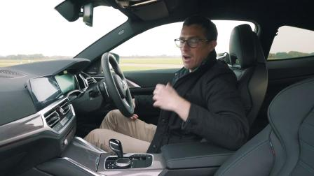 BMW 4 Series M440i review_ see how quick it is to 60mph!