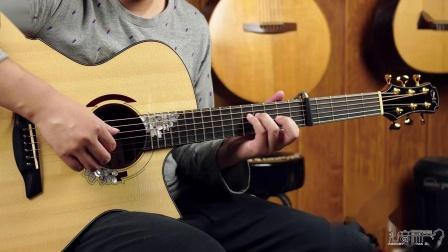 Maestro 美诗特私人收藏系列Singa 瑞士云杉-bocote 手工吉他评测 沁音原声