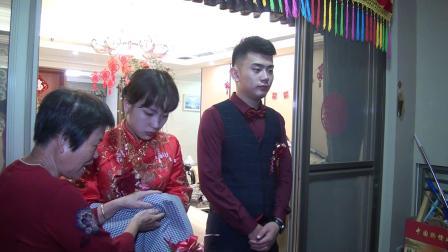 严育棋吴雯婷婚礼