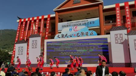 摆手舞(20201022资丘第45届文化节)自拍
