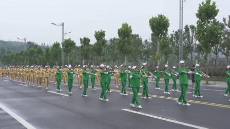 中国大金操山东分会第七套组合操