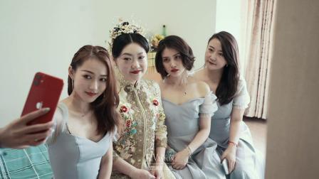 2020-09-05【LKM GJ】 婚礼MV JEVISION