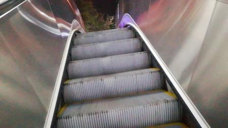 市民中心地铁站自动扶梯B1到1