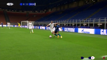 20-21赛季欧冠小组赛 国际米兰VS门兴 上
