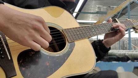 有可能的夜晚 曾轶可 吉他弹奏