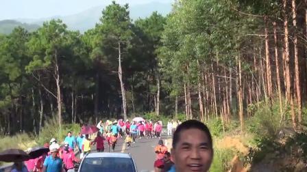 视频—首届钦北区大寺镇望海岭登山节