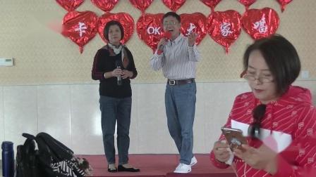 13、晓芳&丁巍演唱沪剧《陶行知》选段--小月亮
