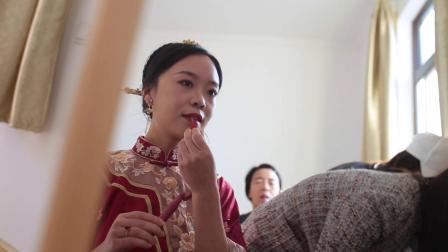 2020.10.24郦鑫&许文恬迎亲快剪