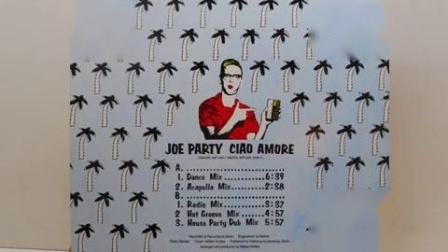 Joe Party - Ciao Amore (Dance-Mix)
