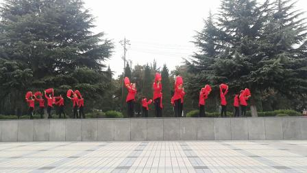 2020.10.25排练(红灯笼舞蹈)