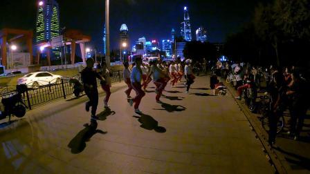 GoPro9拍摄的夜间场景