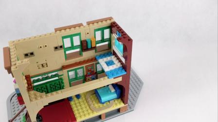 乐高 LEGO  21324 芝麻街 积木玩具