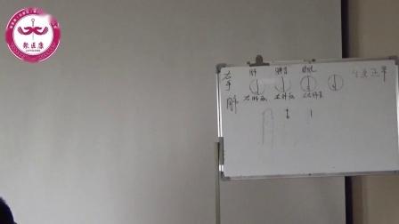 聚医康-张荣江金镜中医脉诊右肺炎诊脉法视频