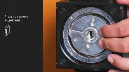 FELLOW ODE磨豆机:如何清洁刀盘