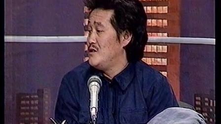 """【综艺大观23】1991年赵本山接受""""梦中情人""""倪萍专访"""