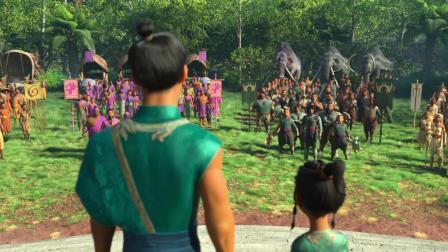 中国风故事《最后的龙》先行预告