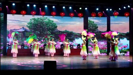 舞蹈.咏荷.凤之舞舞蹈队表演