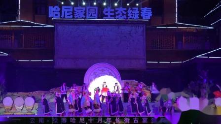 艺联音像-绿春长街宴晚会之《多彩的民族》