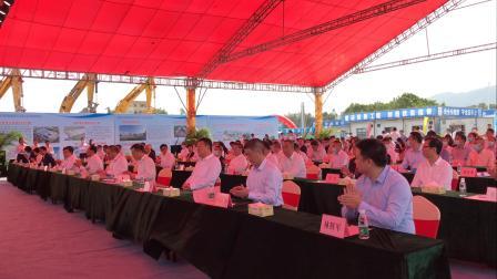 江门市蓬江区第四季度重大项目集中动工(投产)活动在江门海目星举行!
