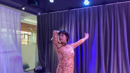 成都舞也舞蹈|古典舞《多情种》旧上海风情