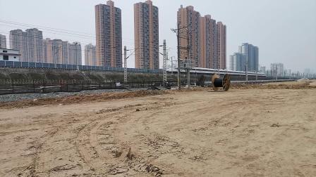 20200322 124748 西成高铁G574次列车出汉中站