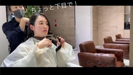 从长发到男孩头,日本女生大变身