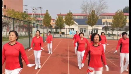 中国梦之队快乐之舞第18套健身操(第2组)