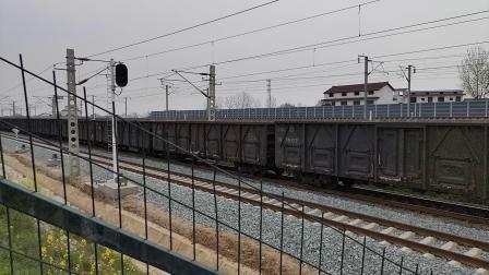 20200322 132826 阳安线HXD2货列进汉中站