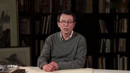 何家林传统山水画教学视频 山水画石头画法教学视频 色