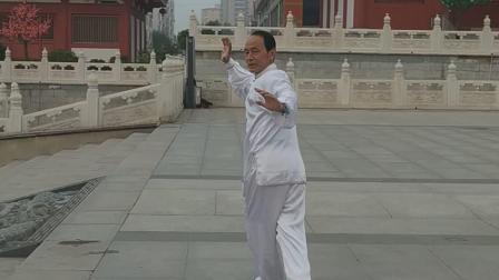 王金顺老师讲弓、马、仆步、歇