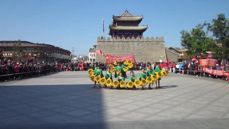 北镇市秧歌舞蹈协会《国庆节汇演》制作-东明2020.10.1