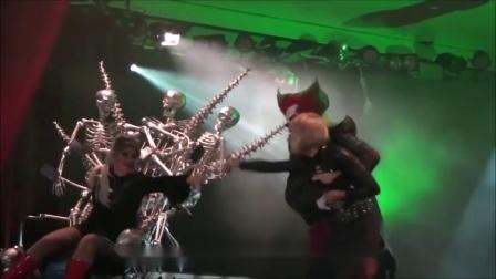 Happy Halloween from Sabine van Diemen