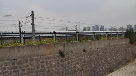 20200322 134457 西成高铁G2680次列车出汉中站