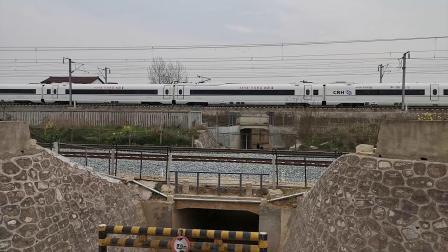 20200322 135828 西成高铁D1931次列车进汉中站