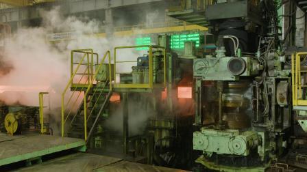 1.韩国现代钢铁公司唐津厂大规格棒材轧机的生产流程-EN