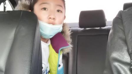 孟小筱:上学路上20201029