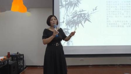 王瑞雪亲自介绍汉传针雕的的注意事项