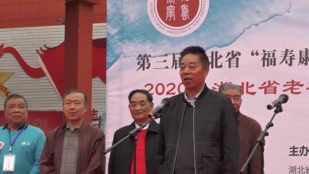 2020年湖北省黄石市重阳节登高活动启动式