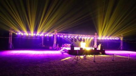 2020.10.19溱湖烟花音乐节
