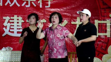 小品《有钱没钱都是妈》龙口市东江老干部艺术团演出