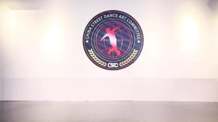 CAA全国街舞师资培训-Hip-Hop特级